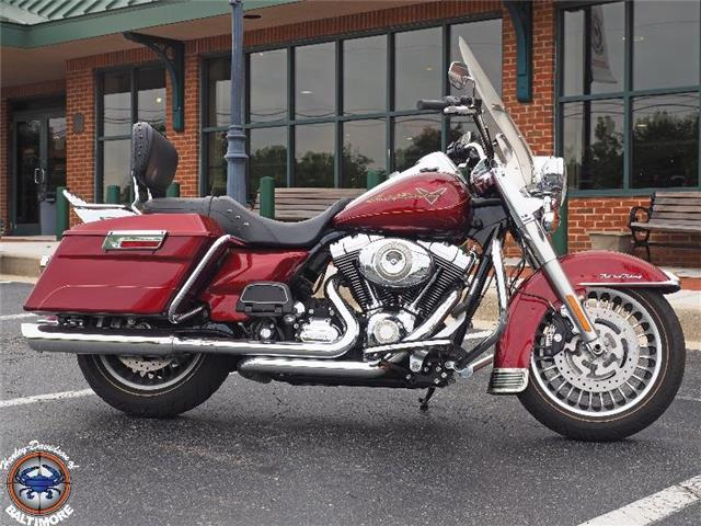 Pre-Owned 2010 Harley-Davidson Touring FLHR ROAD KING