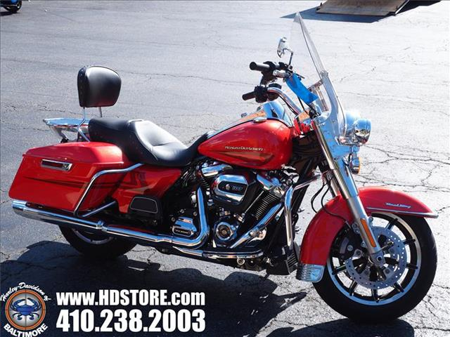 Pre-Owned 2017 Harley-Davidson Touring FLHR ROAD KING