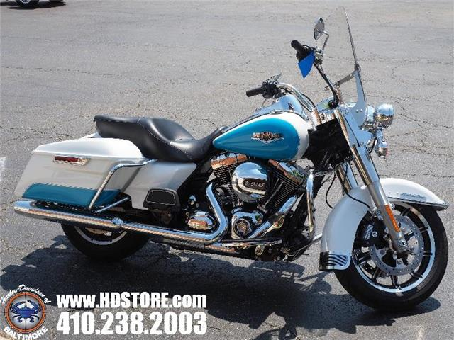 Pre-Owned 2016 Harley-Davidson Touring FLHR ROAD KING