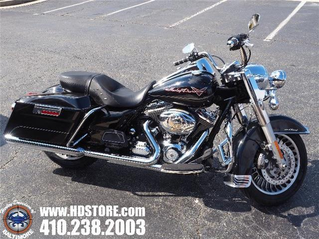 Pre-Owned 2012 Harley-Davidson Touring FLHR ROAD KING
