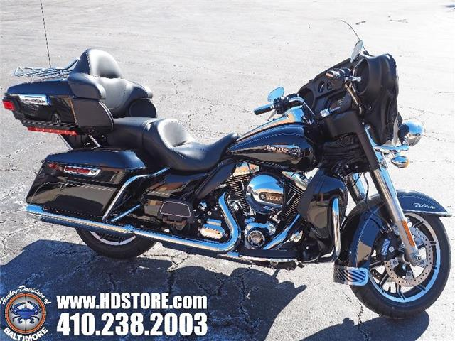 Pre-Owned 2015 Harley-Davidson Touring FLHTCU ULTRA CLASSIC ELECTRA GLIDE