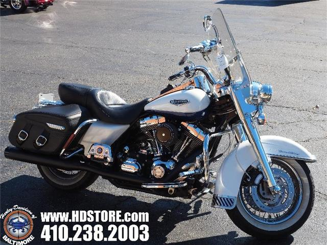 Pre-Owned 2007 Harley-Davidson Touring FLHRC ROAD KING CLASSIC
