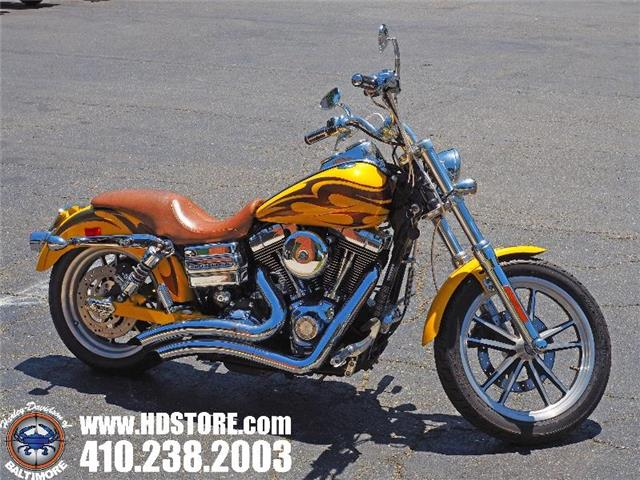 Pre-Owned 2007 Harley-Davidson Dyna FXDL LOW RIDER