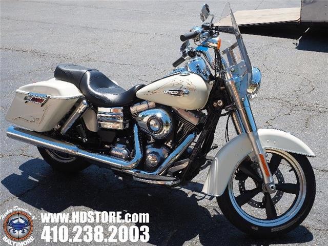 Pre-Owned 2014 Harley-Davidson Dyna FLD-103 SWITCHBACK