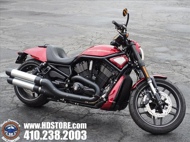 Pre-Owned 2017 Harley-Davidson V-Rod VRSCDX NIGHT ROD SPECIAL