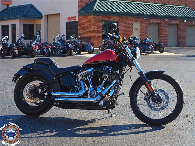 Pre-Owned 2011 Harley-Davidson Softail FXS BLACKLINE