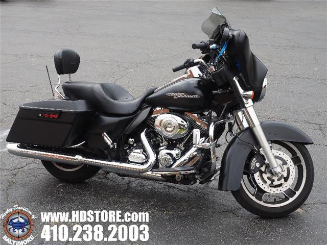Pre-Owned 2013 Harley-Davidson Touring FLHX STREET GLIDE