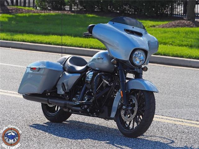 New 2019 Harley-Davidson Touring FLHXS STREET GLIDE SPECIAL