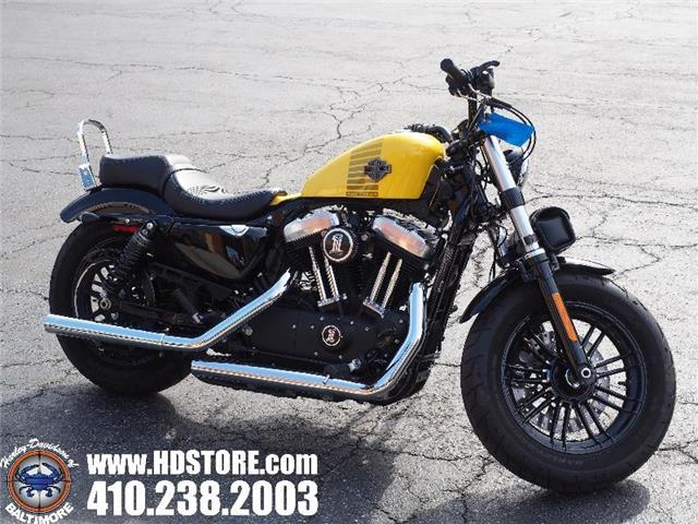 Pre-Owned 2017 Harley-Davidson Sportster XL1200X FORTY-EIGHT