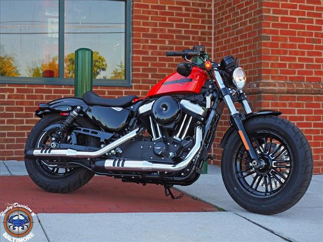 New 2020 Harley-Davidson Sportster XL1200X FORTY-EIGHT