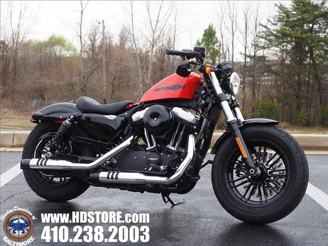Pre-Owned 2020 Harley-Davidson Sportster XL1200X FORTY-EIGHT