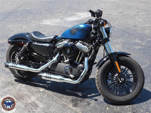Pre-Owned 2018 Harley-Davidson Sportster XL1200XANX Forty-Eight Anniversary