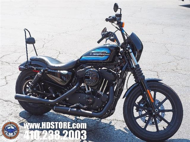 Pre-Owned 2019 Harley-Davidson Sportster XL1200NS