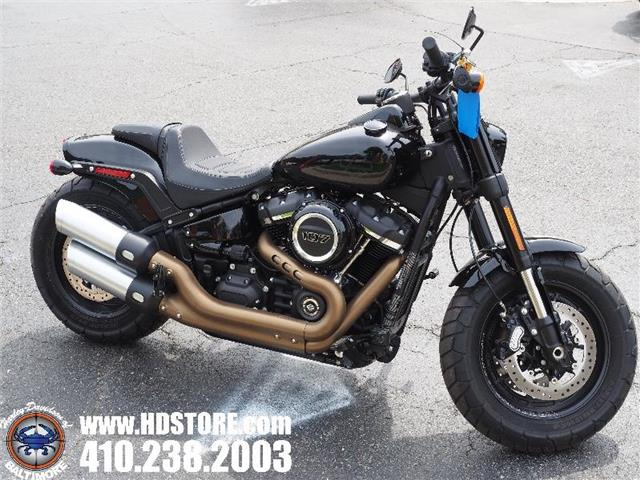 Pre-Owned 2018 Harley-Davidson Softail FXFB FAT BOB