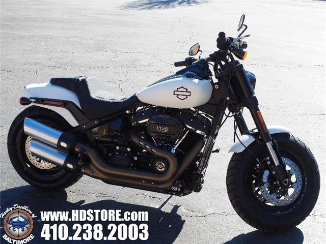 New 2019 Harley-Davidson Softail FXFBS FAT BOB 114