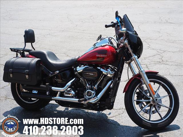 Pre-Owned 2018 Harley-Davidson Softail FXLR LOW RIDER