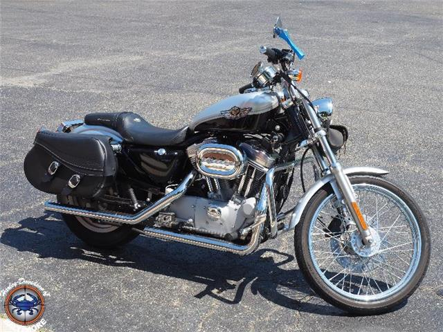 Pre-Owned 2003 Harley-Davidson Sportster XL883C ANNIVERSARY