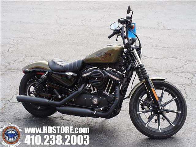Pre-Owned 2017 Harley-Davidson Sportster XL883N 883 IRON