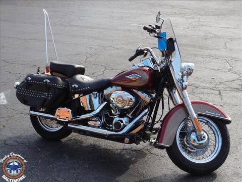 Pre-Owned 2009 Harley-Davidson Softail FLSTC HERITAGE CLASSIC