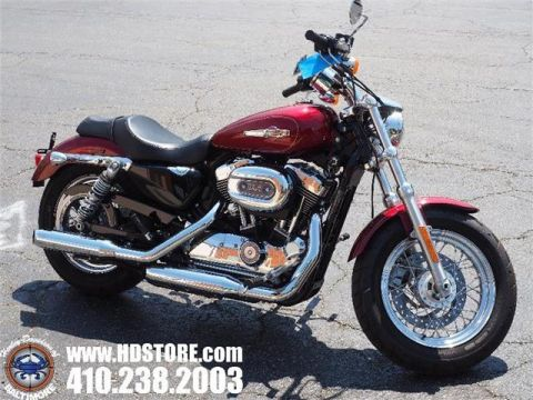 Pre-Owned 2017 Harley-Davidson Sportster XL1200C
