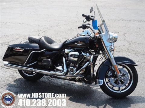 Pre-Owned 2018 Harley-Davidson Touring FLHR ROAD KING