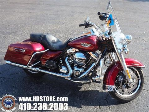 Pre-Owned 2016 Harley-Davidson Touring FLHR ROAD KING FLHR ROAD KING