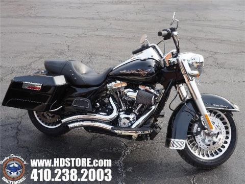 Pre-Owned 2012 Harley-Davidson Touring FLHR ROAD KING FLHR ROAD KING