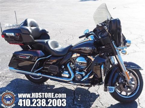 Pre-Owned 2014 Harley-Davidson Touring FLHTCU ULTRA CLASSIC ELECTRA GLIDE FLHTCU ULTRA CLASSIC ELECTRA GLIDE