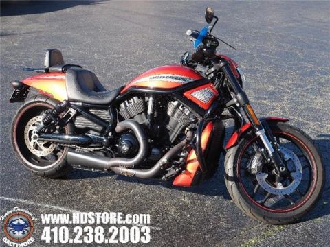 Pre-Owned 2012 Harley-Davidson V-Rod VRSCDX NIGHT ROD SPECIAL