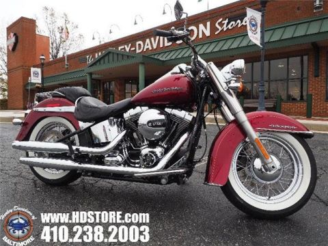 Pre-Owned 2017 Harley-Davidson Softail FLSTN DELUXE