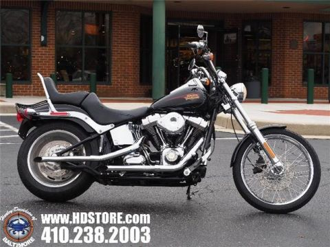 Pre-Owned 2010 Harley-Davidson Softail FXSTC SOFTAIL CUSTOM