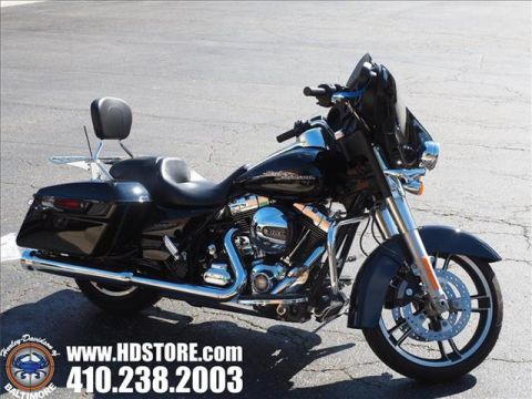 Pre-Owned 2015 Harley-Davidson Touring FLHX STREET GLIDE