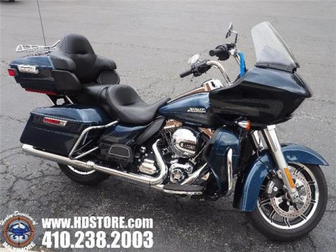Pre-Owned 2016 Harley-Davidson Touring FLTRU ROAD GLIDE ULTRA