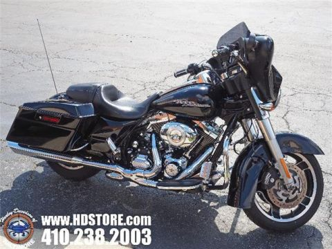 Pre-Owned 2015 Harley-Davidson Touring FLHXS STREET GLIDE SPECIAL FLHXS STREET GLIDE SPECIAL