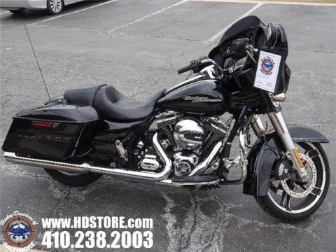 Pre-Owned 2016 Harley-Davidson Touring FLHXS STREET GLIDE SPECIAL FLHXS STREET GLIDE SPECIAL