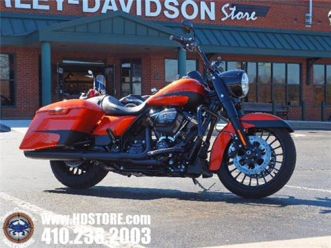 New 2019 Harley-Davidson Touring FLHRXS ROAD KING SPECIAL