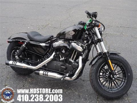 New 2018 Harley-Davidson Sportster XL1200X FORTY-EIGHT