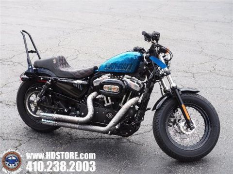 Pre-Owned 2015 Harley-Davidson Sportster XL1200X FORTY-EIGHT