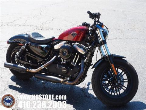 Pre-Owned 2016 Harley-Davidson Sportster XL1200X FORTY-EIGHT