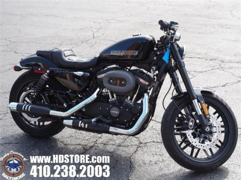 Pre-Owned 2017 Harley-Davidson Sportster XL1200CX ROADSTER