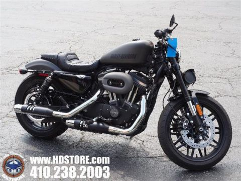 Pre-Owned 2018 Harley-Davidson Sportster XL1200CX Roadster