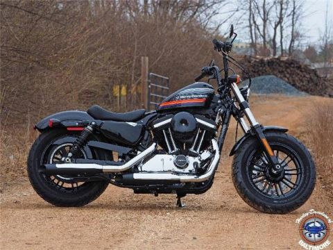 New 2019 Harley-Davidson Sportster XL1200XS FORTY-EIGHT SPECIAL