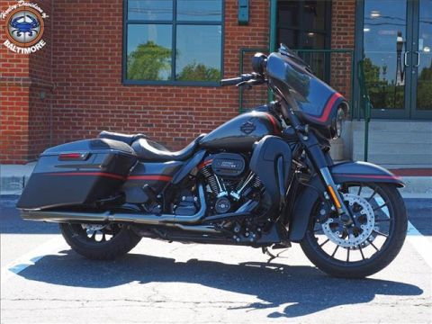 Pre-Owned 2018 Harley-Davidson Touring FLHXSE CVO STREET GLIDE