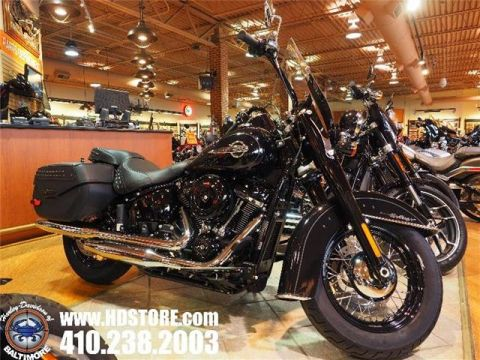 New 2019 Harley-Davidson Softail FLHC HERITAGE CLASSIC