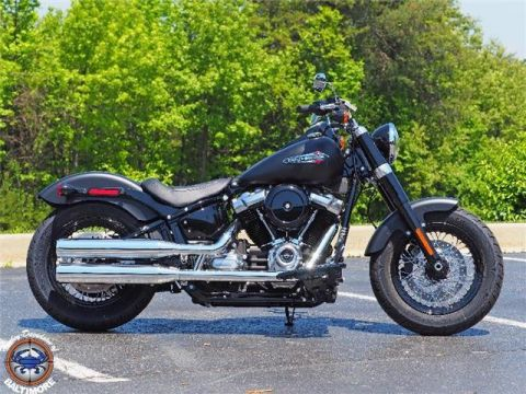 New 2019 Harley-Davidson Softail FLSL SLIM