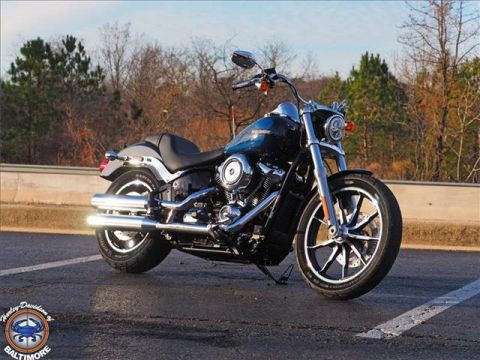 New 2020 Harley-Davidson Softail FXLR LOW RIDER