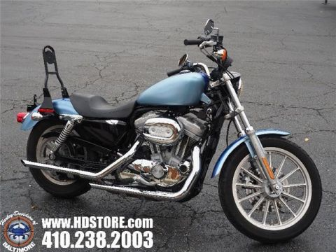 Pre-Owned 2006 Harley-Davidson Sportster XL883L SUPERLOW